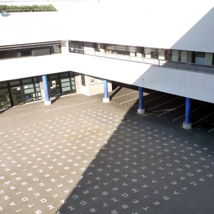 1% artistique – Collège Jean Malrieu
